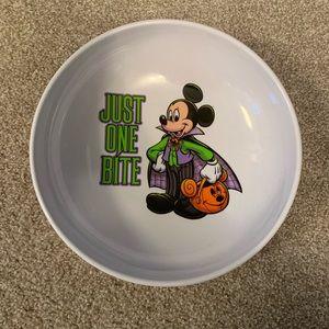 Disney Halloween bowl